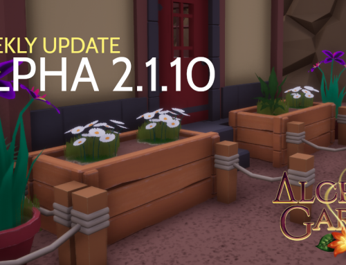 Weekly Update Patch Notes – Alpha 2.1.10