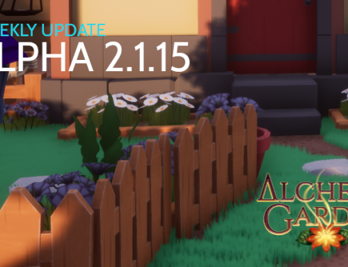 Weekly Update Patch Notes – Alpha 2.1.15