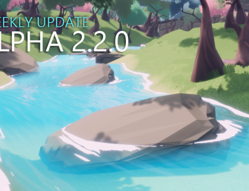 """Weekly"" Update Patch Notes – Alpha 2.2.0"