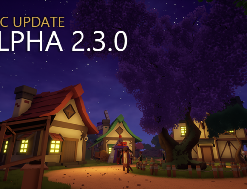 Alchemy Garden Alpha 2.3.0 Update