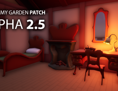 Alchemy Garden Alpha 2.5 Update