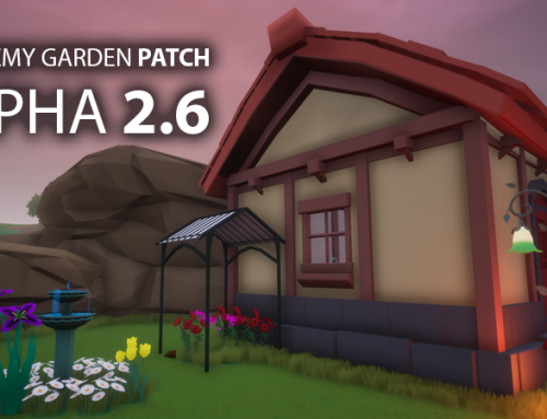Alchemy Garden Alpha 2.6 Update
